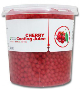 Thạch thuỷ tinh cherry/ Cherry Coating Juice